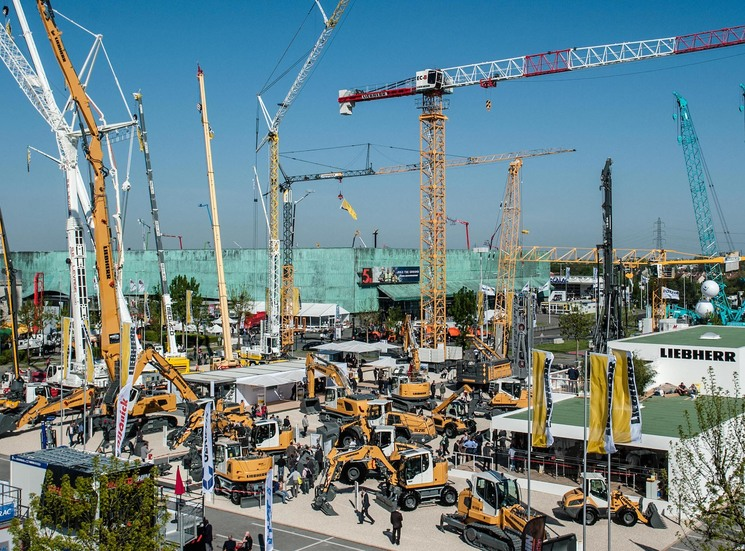 News - Liebherr will present a number of new products from